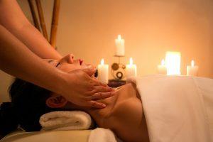 cuidado corporal y aromaterapia