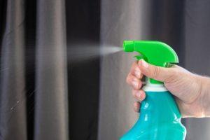limpieza y desinfección del hogar