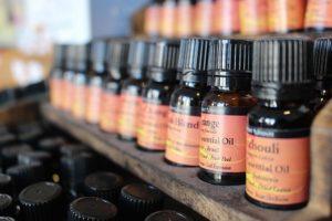 la herramienta de la aromaterapia